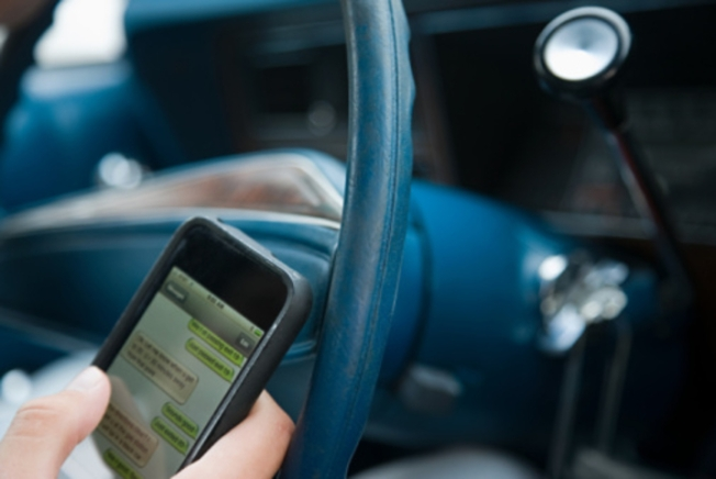 Survey: Texting While Driving Getting Worse