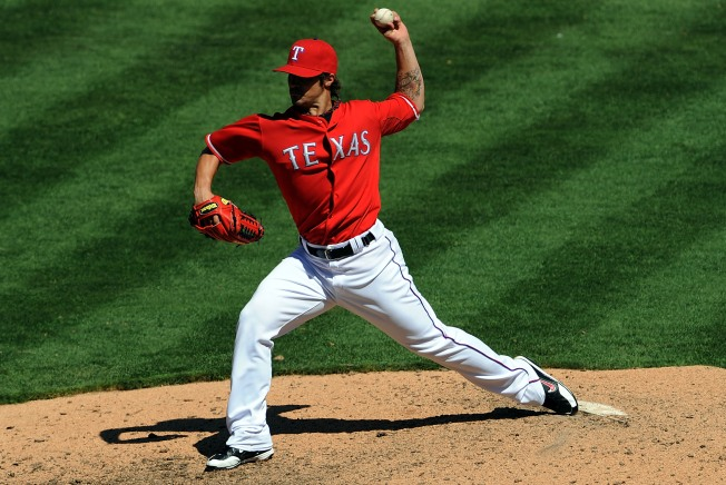 Rangers' C.J. Wilson Ready for First Start