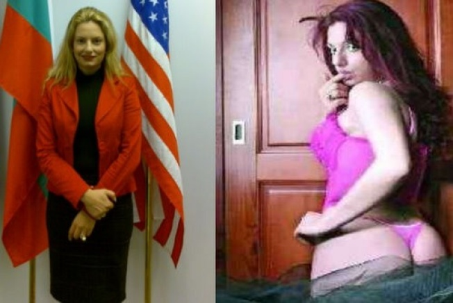 Chicago Diplomat in Racy Pics Scandal