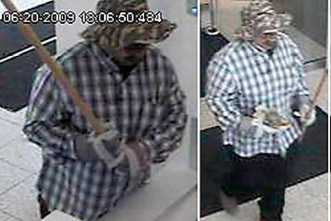 'Scarecrow Bandit' Gets 29 Life Sentences