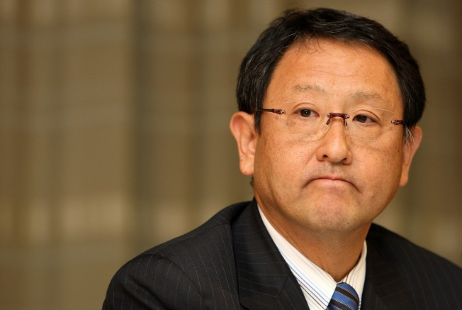 Tough Hearings Dent Toyota's Image