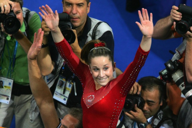 Carly Patterson Selected to Hall of Fame