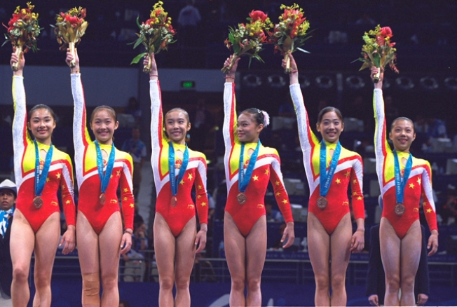 Local Gymnasts Happy With Decision to Strip China of Medals