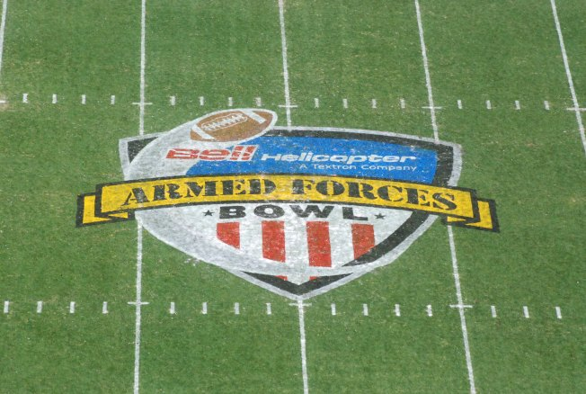 Armed Forces to Invade Ford Stadium