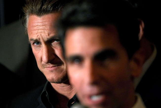 Report: Photographer Files Police Report Over Alleged Sean Penn Attack