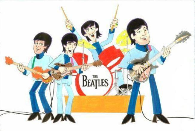 8/27: Beatle Mania and Dramedy Doo Daa