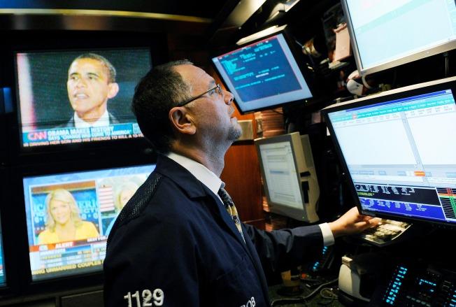 'Obama Bounce' Is Crushed By Worries About Economy