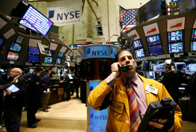 Stocks End on a Slight Down Note