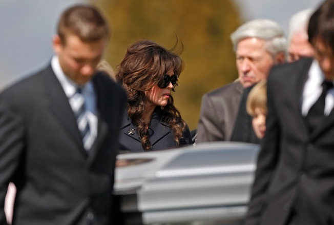 Marie Osmond's Son Michael Bryan Laid to Rest