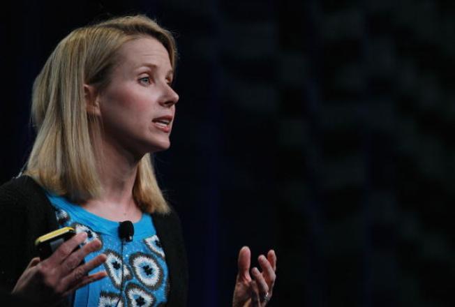 Yahoo CEO Marissa Mayer Has Baby Boy