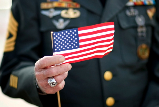 Thanking Veterans with Freebies