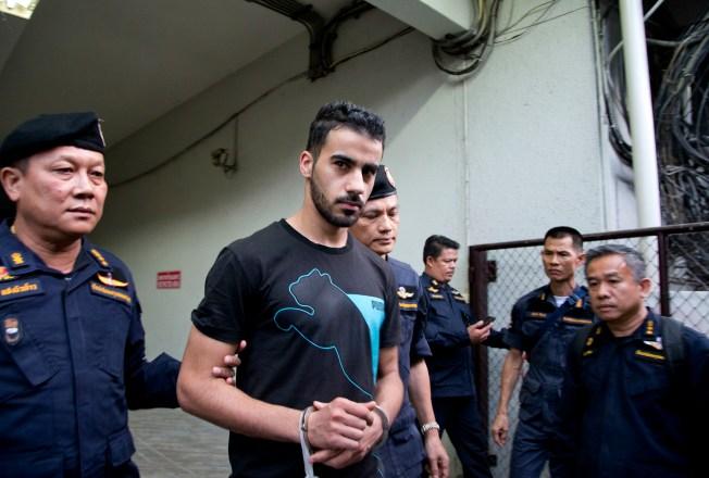 Activists Demand Thailand Release Refugee Soccer Player