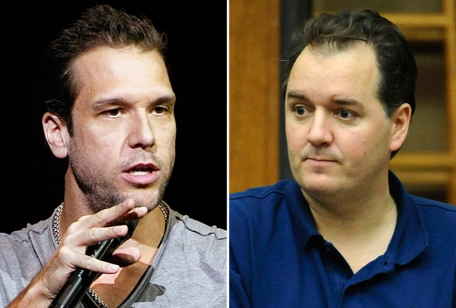 Not Funny: Dane Cook's Half Bro Gets 5 Years for Embezzling