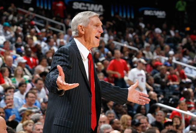 Longtime Utah Jazz Coach Sloan to Resign