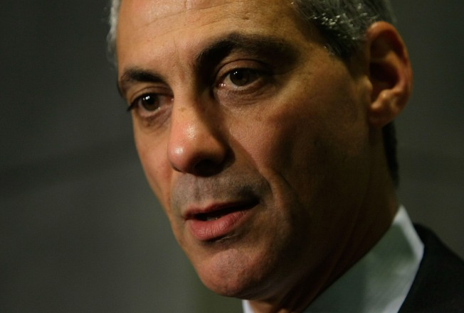 Pack Your Bags, Rahm