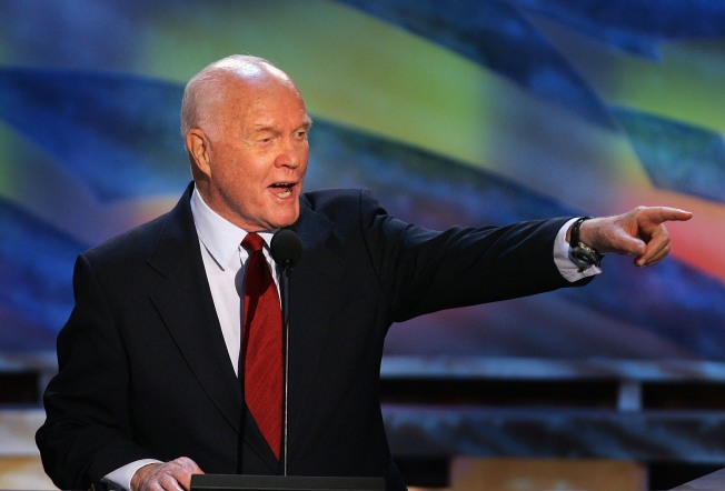 John Glenn to NASA: Keep Shuttles Flying