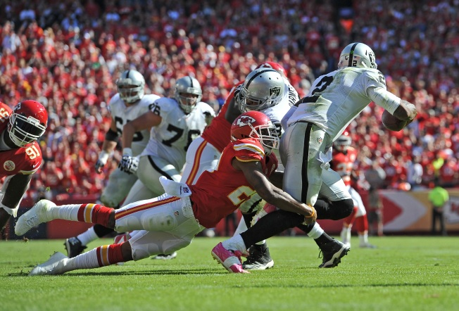 Potential Target: Eric Berry