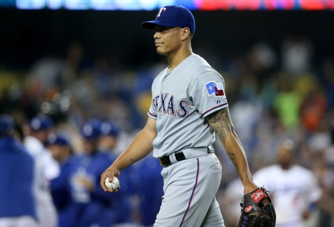 Rangers Get Bad, Good News on Kela
