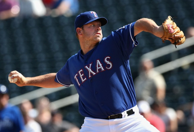 Rangers Hang On To Slim Playoff Hopes