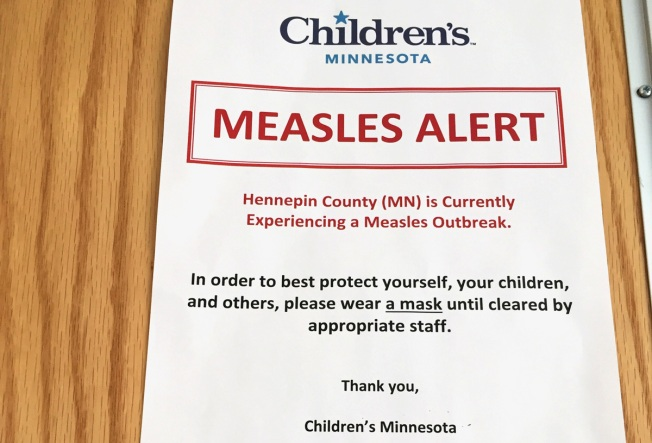 Ramp Up Measles Vaccine Frequency As Outbreak Continues
