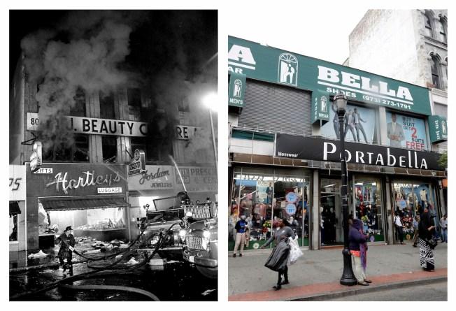 [NATL-NY] PHOTOS: 1967 Newark Riots, Then and Now