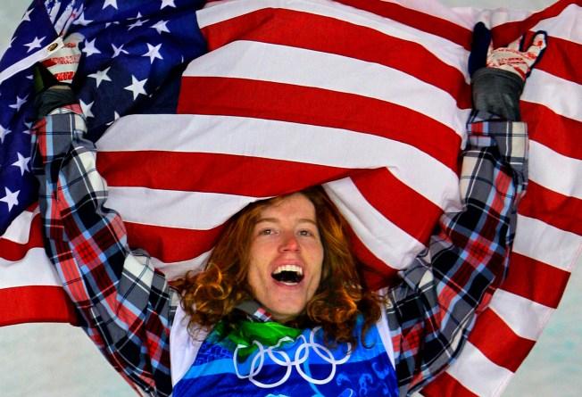 White, Vonn, Davis Lead Team U.S.A. to Gold