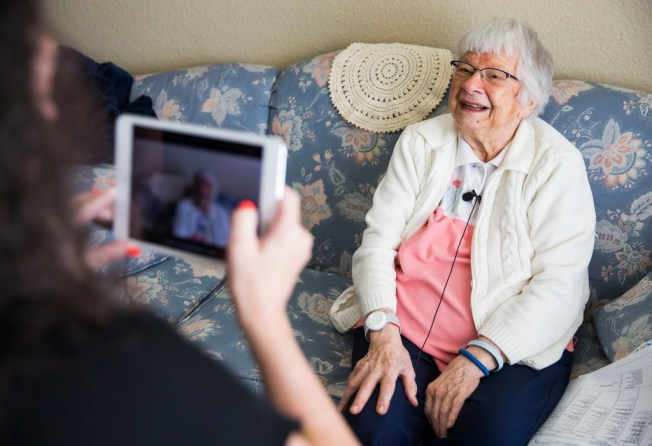 OneDay App Preserves the Stories of the Older Generation Before 'They're Gone Forever'