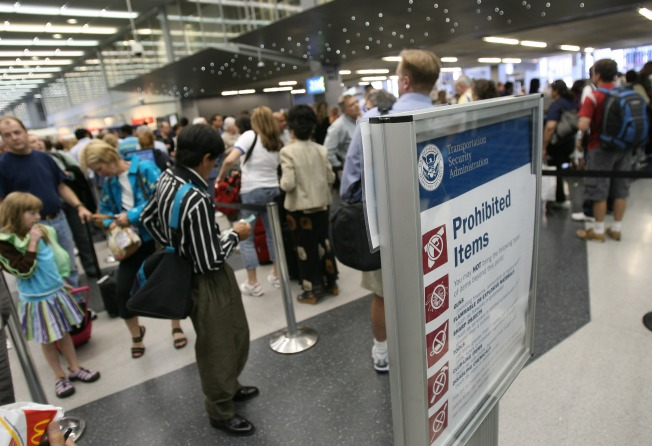 Mishandling Property Is No. 1 TSA Complaint