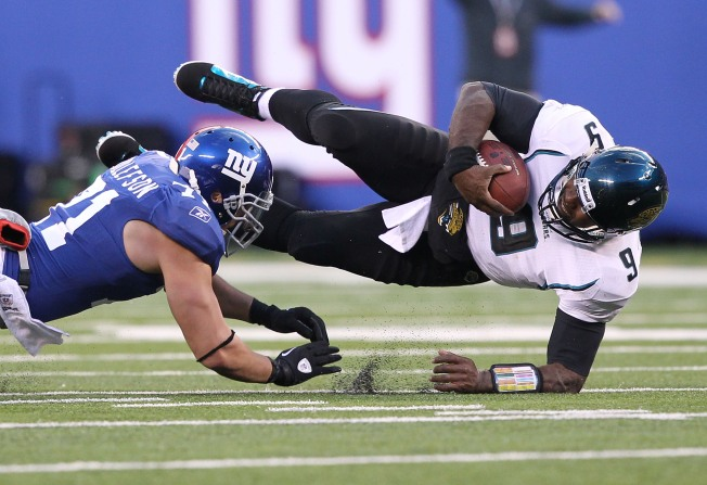 You Could Win The Super Bowl! Jacksonville Jaguars