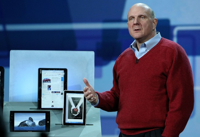 Microsoft Generates Little Buzz in CES Opener