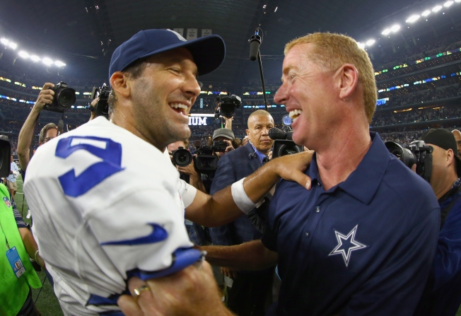 NBC Sports' Rodney Harrison: Garrett May Lose Players if He Benches Dak for Romo