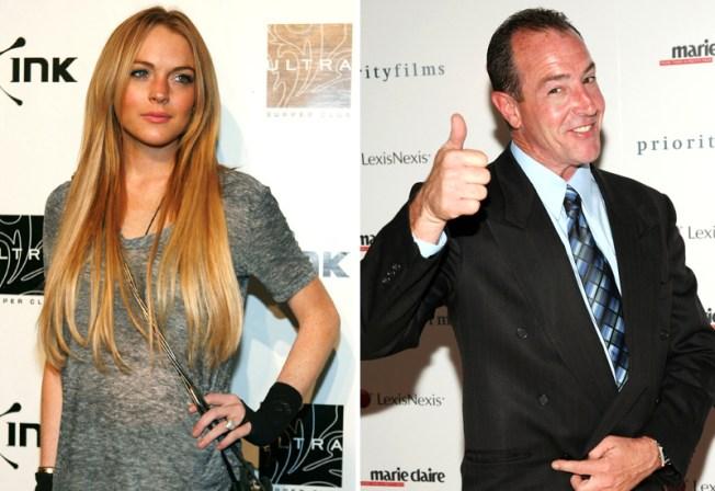 LiLo to Papa Lohan: Stop Your Lies