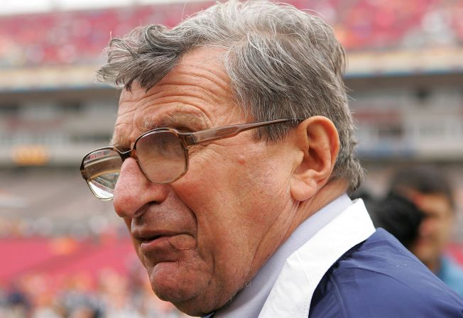 Smell Like Joe Paterno - Penn State Perfume