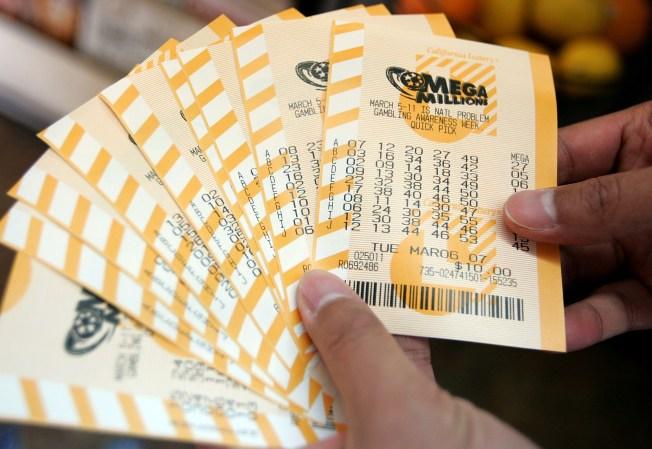 No Winners, So Mega Millions Hits $325M