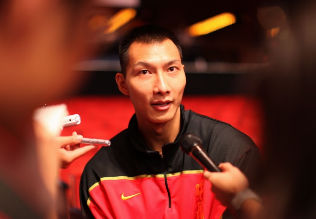 Mavericks Add 7-Foot Chinese Forward Yi Jianlian
