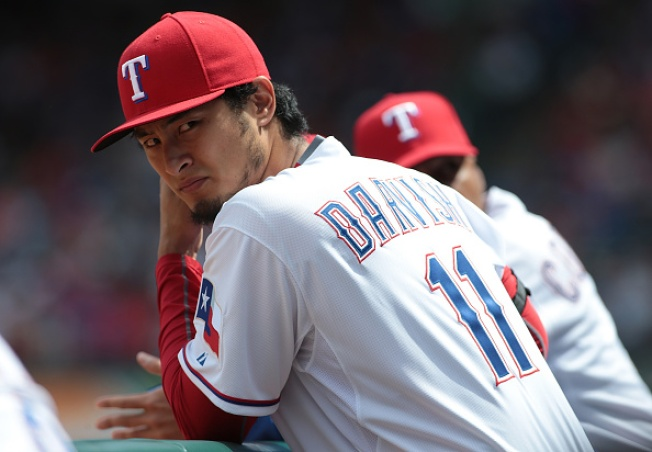 Darvish Returns With 9 Ks, But Hammel, Cubs Down Rangers 3-1