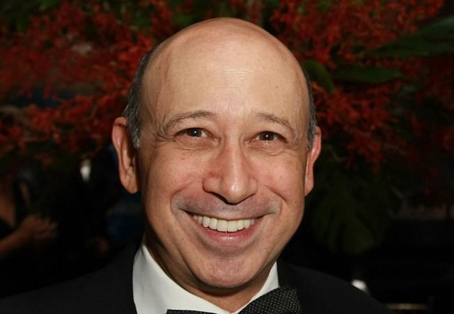 Goldman's Gold Men Forgo Bonuses