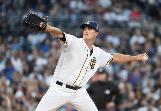 Report: Rangers Interested In All-Star Pomeranz