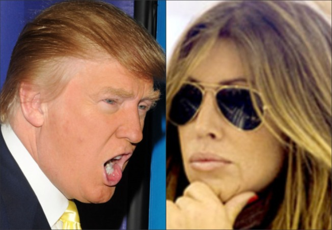 """Trump: """"Rehab"""" Uchitel's Latest Bad Choice"""