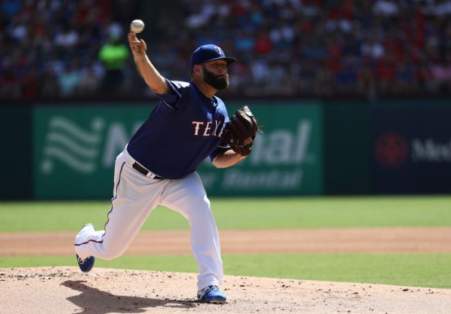 Rangers Close Out Ballpark 6-1 Over AL East Champ Yankees