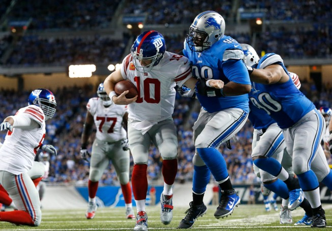Potential Target: Nick Fairley