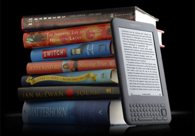 Amazon Considers E-Book Rental Service