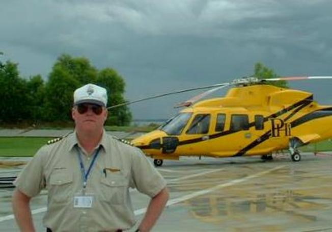 Hurst Pilot Killed in Helicopter Crash
