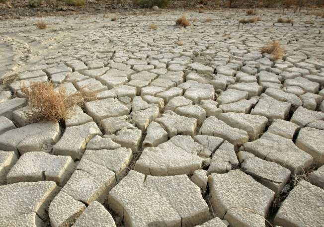 Drought Disaster Relief Requested