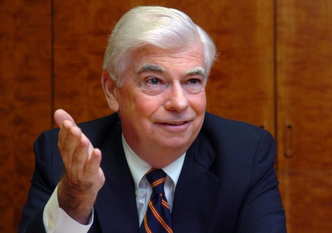 Dodd still pushing Iran sanctions bill