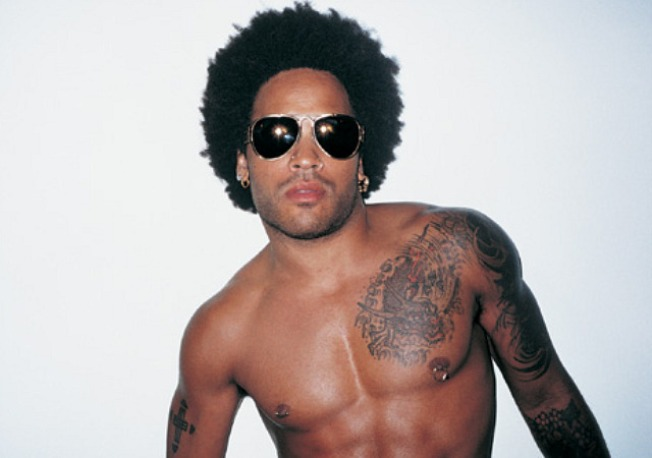 Lenny Kravitz To Play Marvin Gaye In Biopic