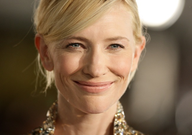 Cate Blanchett Suffers Bloody Head Injury on Stage