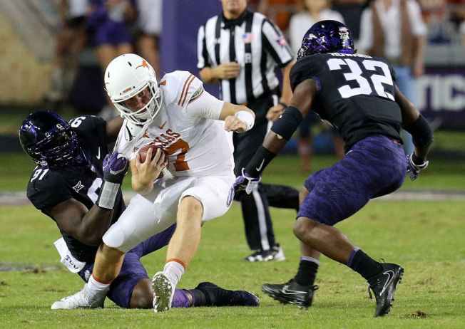 Ex-TCU DE L.J. Collier Selected by Seattle Seahawks as No. 29 Overall Pick in NFL Draft