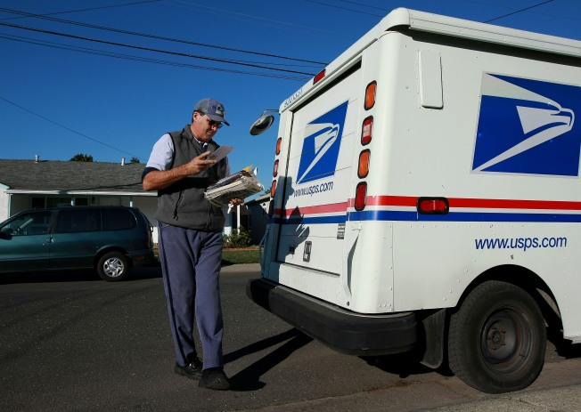 US Postal Workers Protest Closures