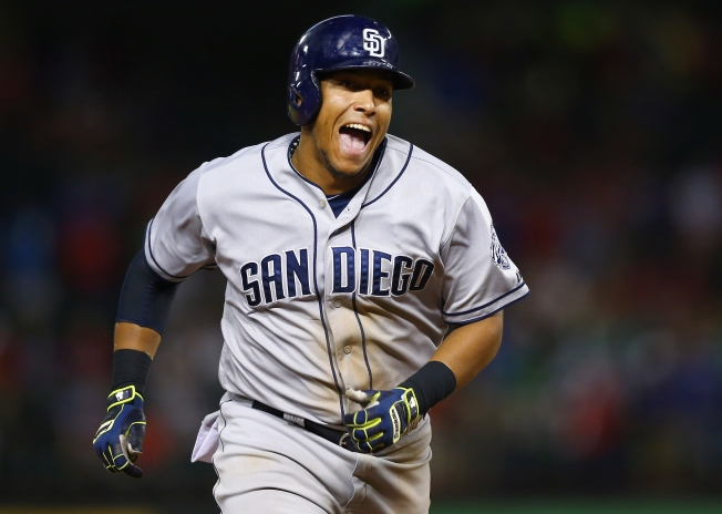Solarte HR in 9th Snaps Padres' Skid in 6-5 Win Over Rangers